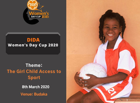 DIDA Womens Day Cup 2020 Update