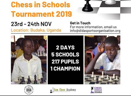 2019 Chess in Schools Tournament