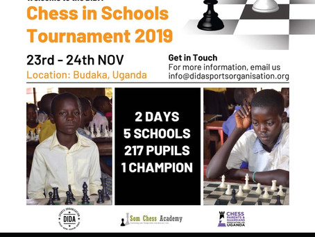 2019 Chess in Schools Tournament