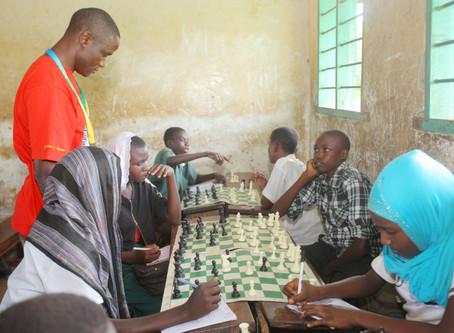 October Chess in Schools