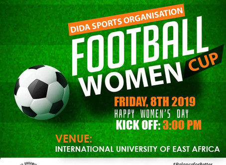 DIDA FOOTBALL WOMEN'S CUP