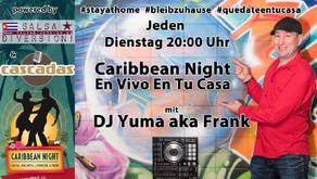 Caribbean Night - en vivo en tu casa -Dein Livestream