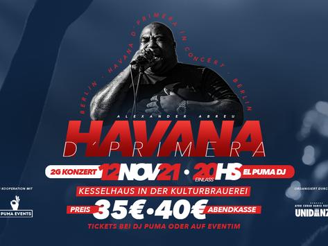 Havana de Primera Europa-Tour