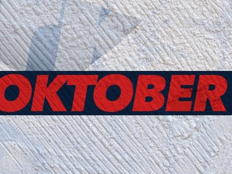 Unsere Workshops im Oktober
