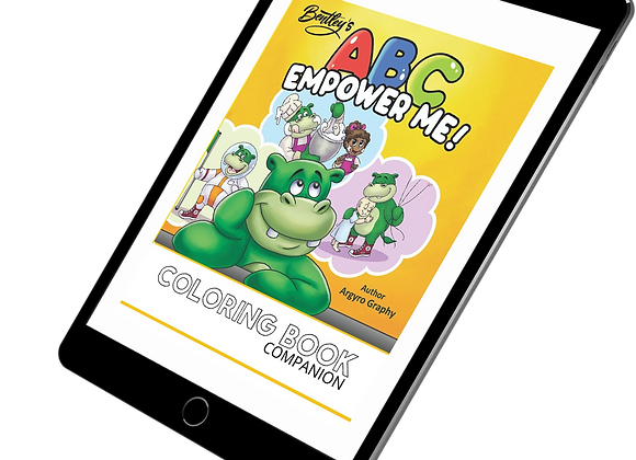 ABC Empower Me Coloring Book (digital)