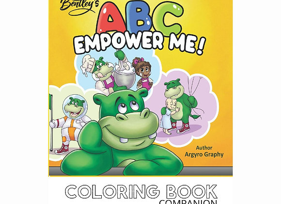 ABC Empower Me Coloring Book