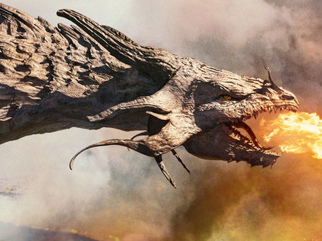 Slaying the Dragon – The story of my research topic