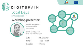 DIGITbrain's open call now open for SMEs and mid-cap companies in the manufacturing and IT sector