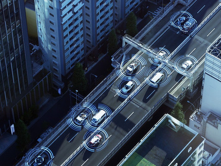 Network of sensors for real time air pollution measurement