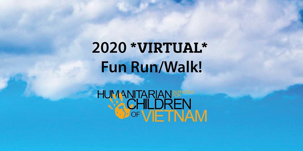 2020 Virtual Fun Run/Walk