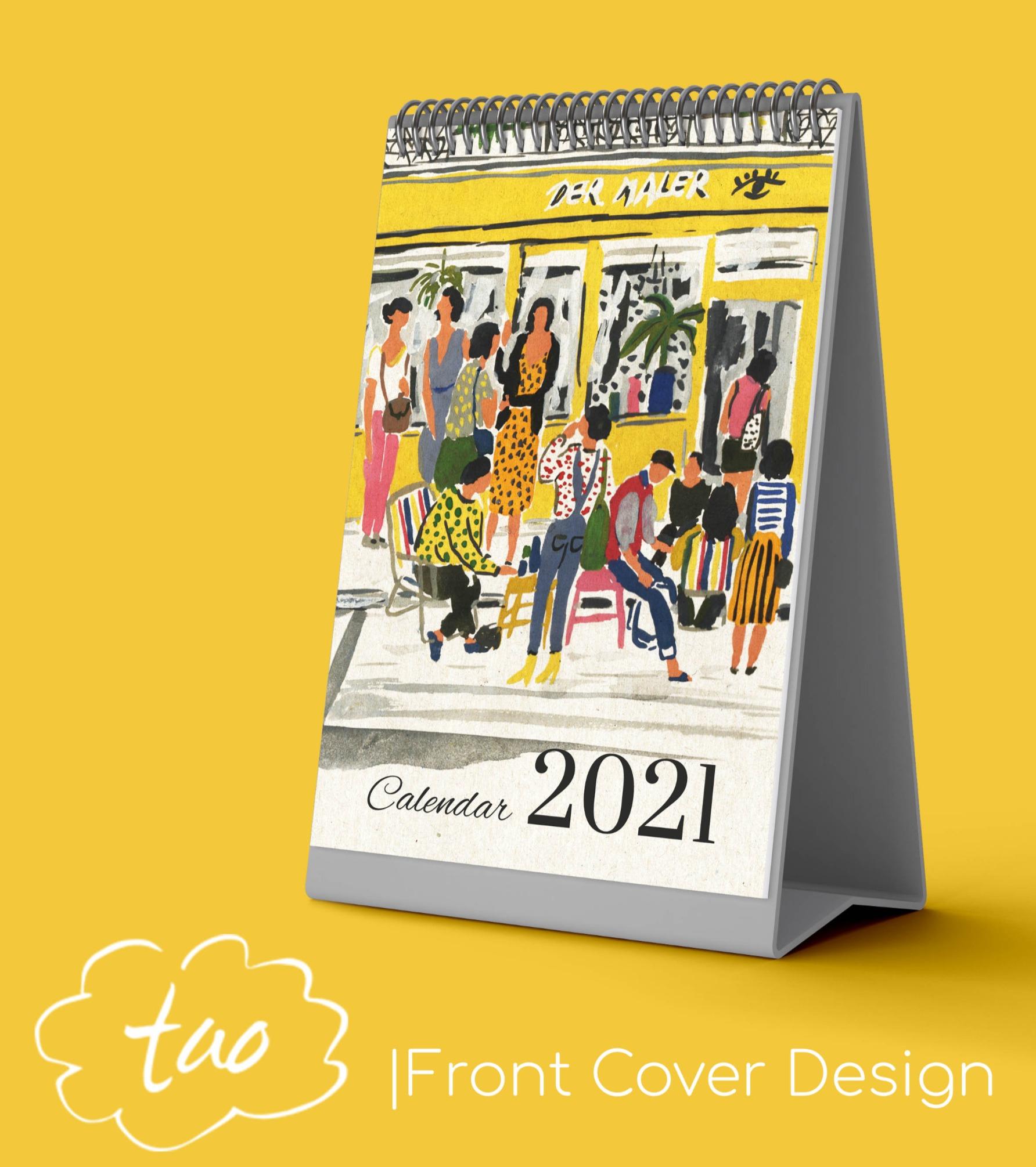 Tao Creative 2021 Calander