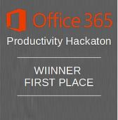 ofice 365 productivity hackaton