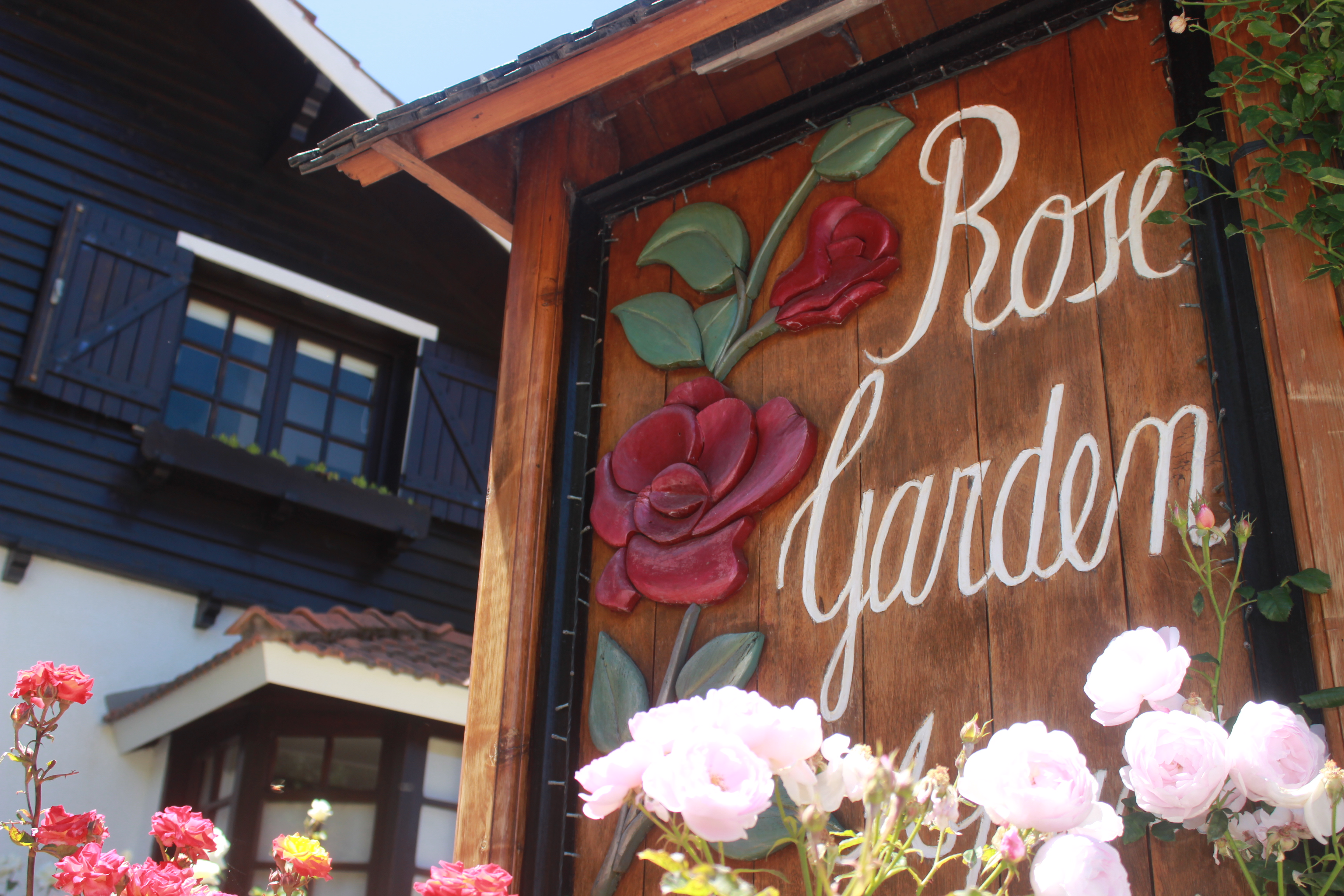Complejo de cabañas Rose Garden