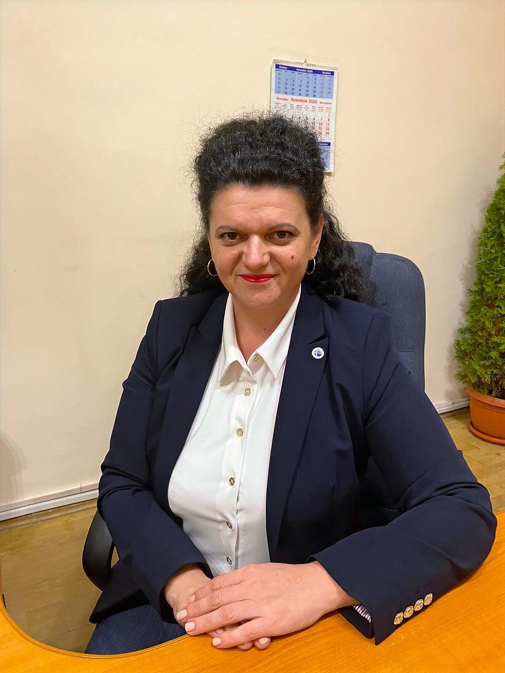 Fulbrighter Nadina