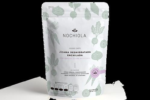 Dehydrated Jicama with Chili