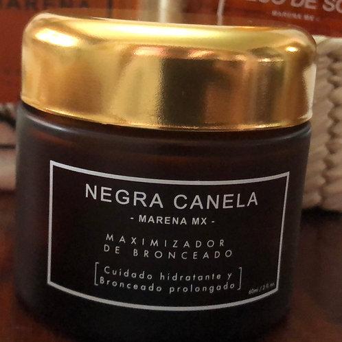 Negra Canela: After-Tan