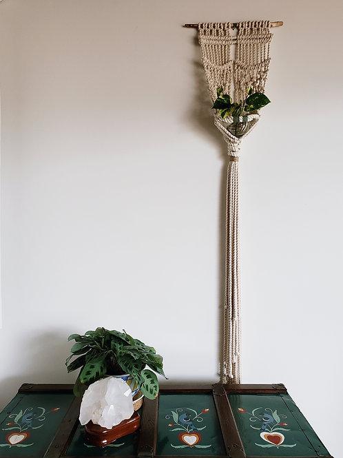 Wall Hanging Vase #1