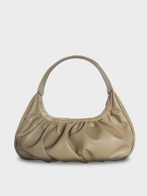 Teresa - Cactus Leather Shoulder Bag