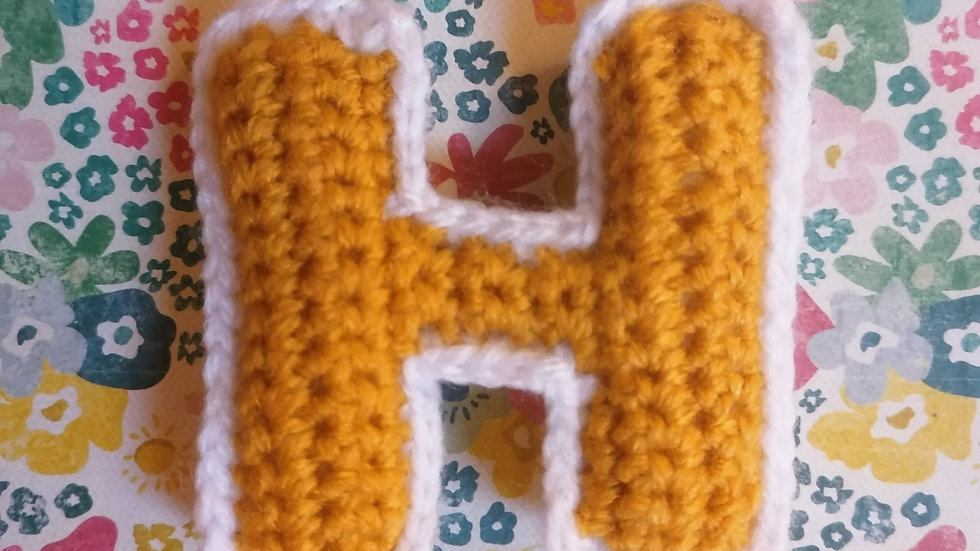 Woolly Bunting Letter