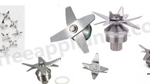 Types of blade sets of blenders
