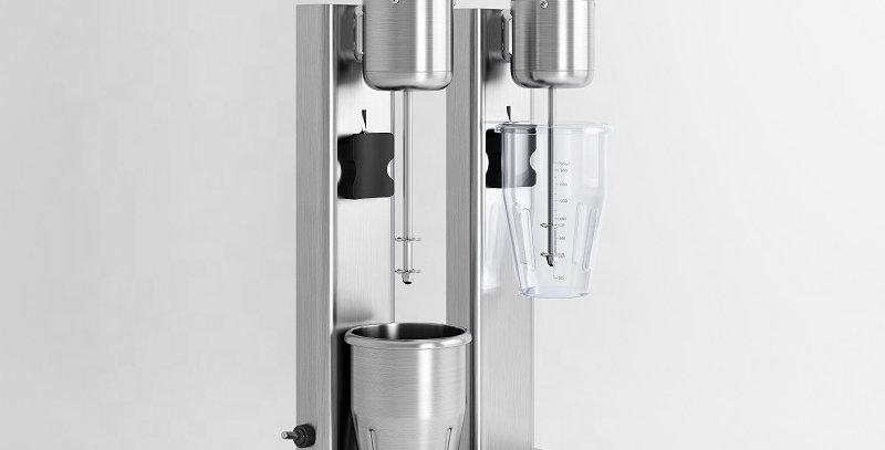 kommerzieller Milch-Power-Shaker / Milchshake-Automat aus Edelstahl