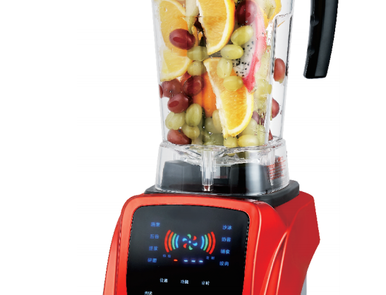Heavy power automatic Digital Smart Timer program commercial blender Touchscreen