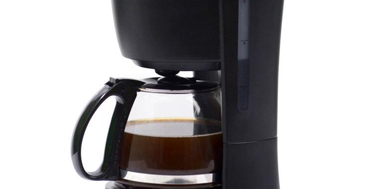 venta al por mayor automática de 650 vatios de goteo de té de café cafetera tarro de cristal