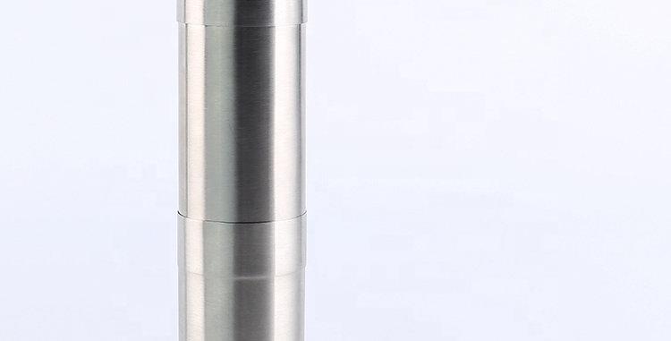 Φορητό μηχάνημα για το ψεκασμό καφέ, κωνικό μύλο καπνού, πινέλο από ανοξείδωτο ατσάλι