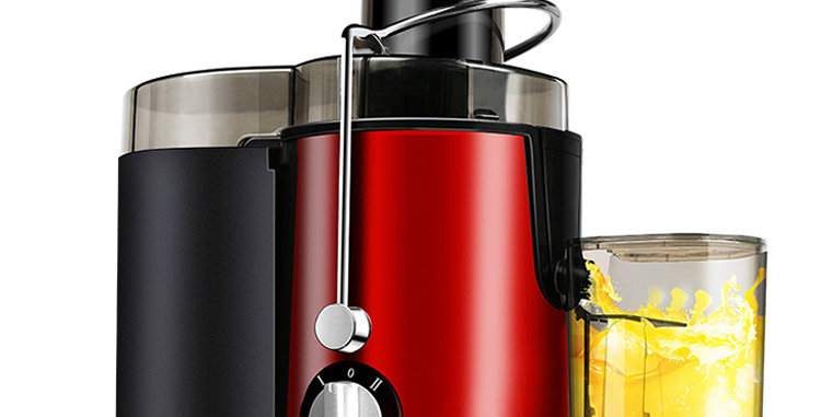 500W Fruits Vegetable High Speed Juice Extractor