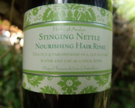 Stinging Nettle Nourishing Hair Rinse