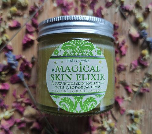 MAGICAL SKIN ELIXIR - Nourishing Skin Food -13 Beautiful Botanical Ingredients