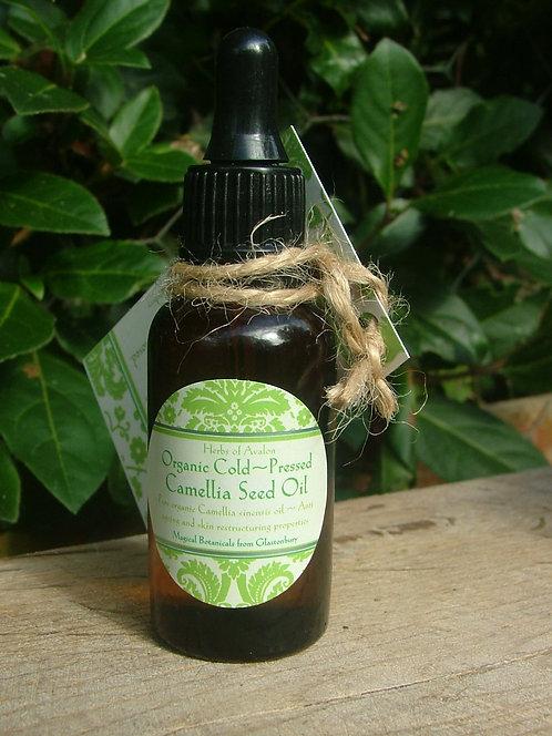 Organic Cold-Pressed Camellia Seed Oil