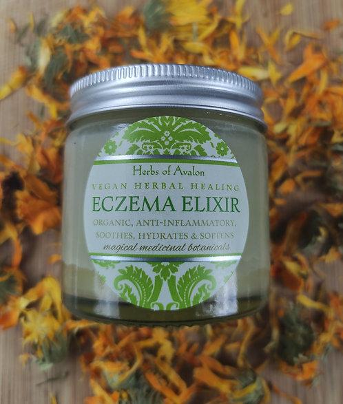 ECZEMA ELIXIR - VEGAN FORMULA - Naturally Anti-Inflammatory - Soothes and Heals