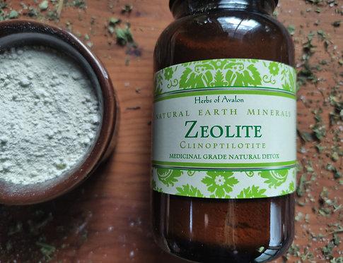 ZEOLITE - Clinoptilolite -detox