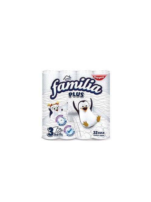 Familia Plus Tuvalet Kağıdı 32'li 3 Katlı