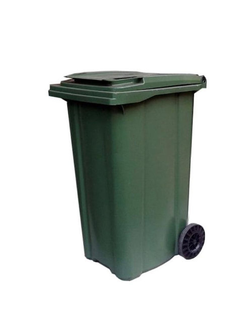 Plastik Çöp Konteyneri 100 Lt Eko