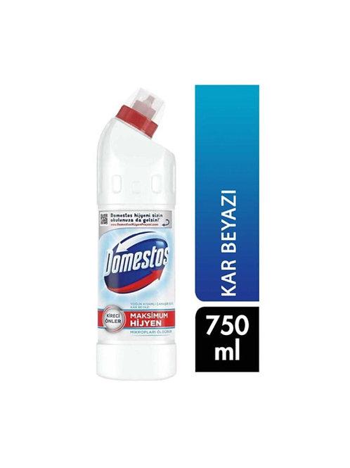Domestos Çamaşır Suyu Kar Beyazı 750 gr