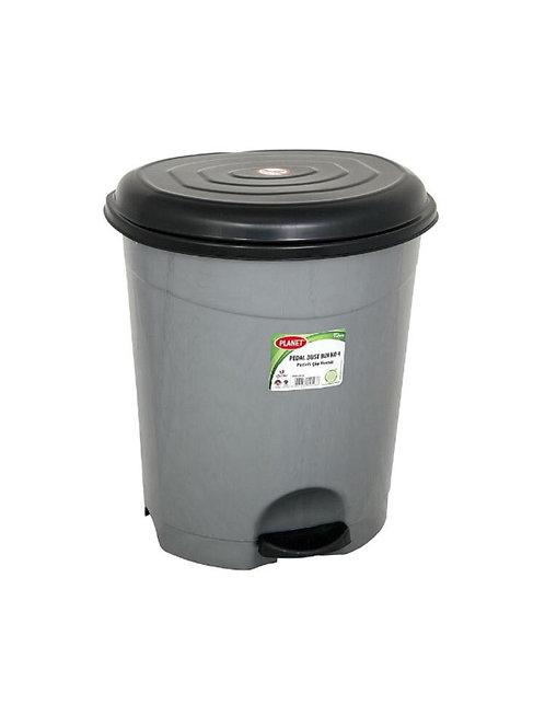 Planet Pedallı Çöp Kovası 12 Lt