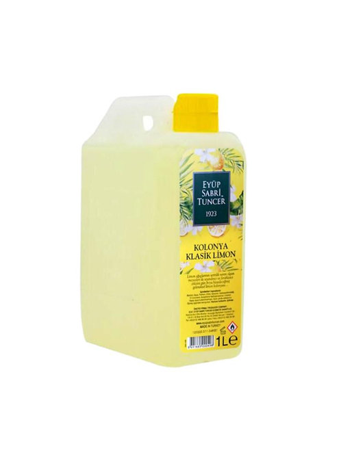 Eyüp Sabri Tuncer Klasik Limon Kolonyası 1 Lt