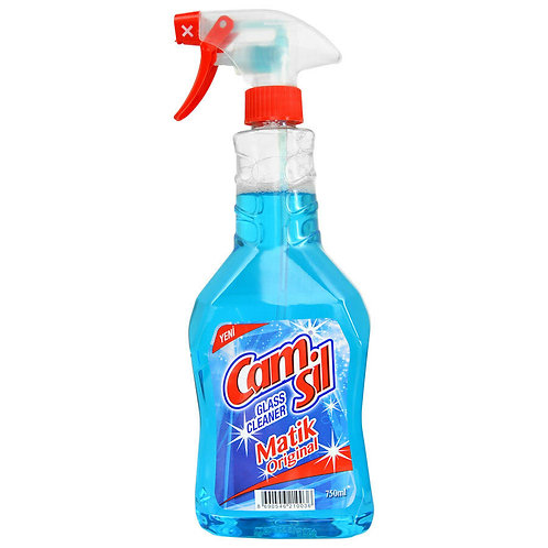 CamSil Glass Cleaner Sprey Matik 750 Ml