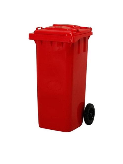 Plastik Çöp Konteyneri 240 Lt
