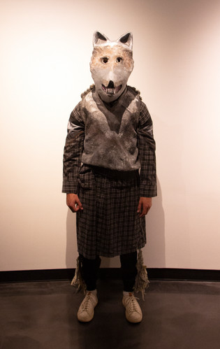 Aesop's Fables Wearable Assignment
