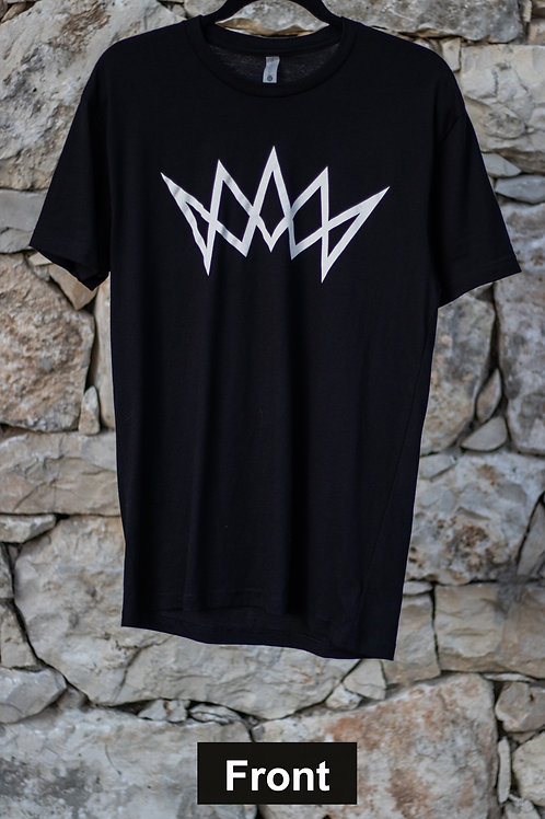 He Wears a Crown Tee