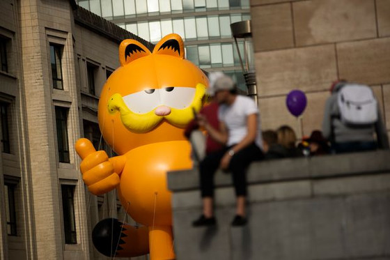 Which Garfield Character Are You?