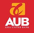 AUB Asia United Bank logo