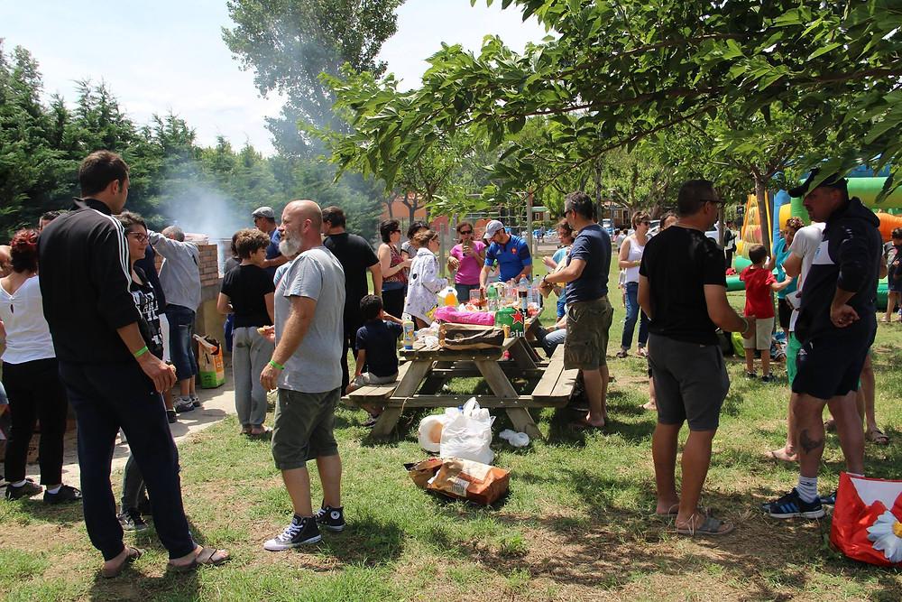 RC Stade Phoceen - Barbecue Elne
