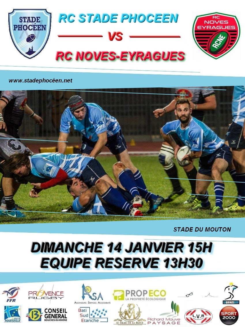 RC Stade Phoceen - Noves