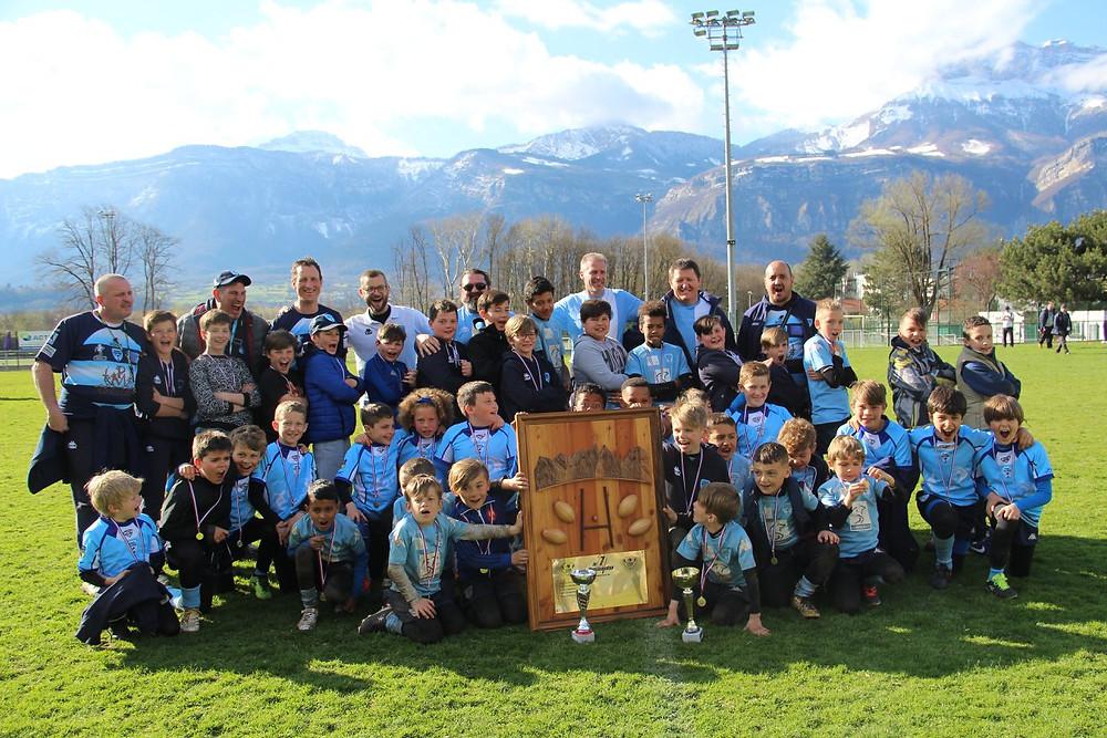 RC Stade Phoceen - Gresivaudan - Ecole de Rugby