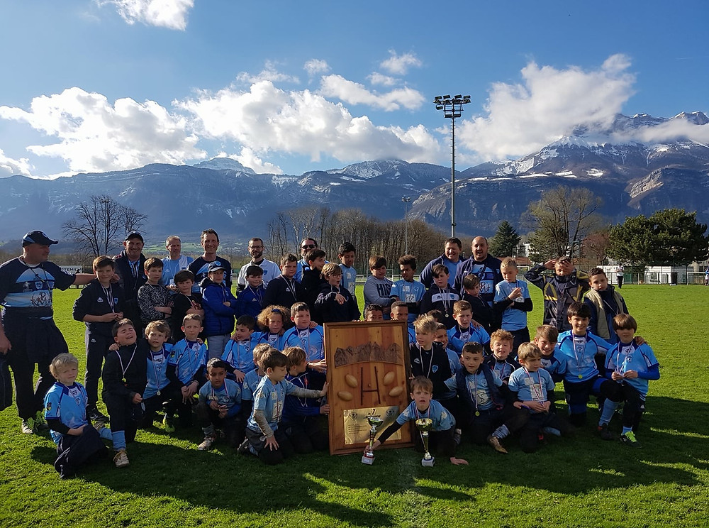 RC Stade Phoceen - Ecole de Rugby