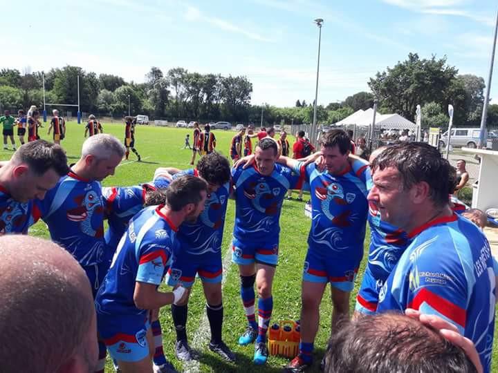 RC Stade Phocéen - Rougets Bleus